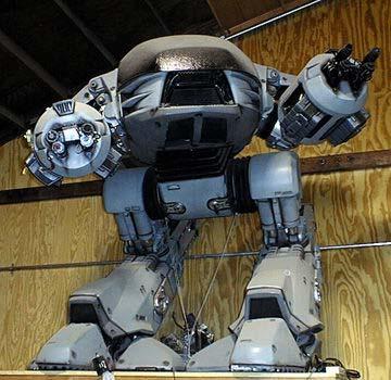 Ed-209 Robot Askerler Hakkında Bilgi