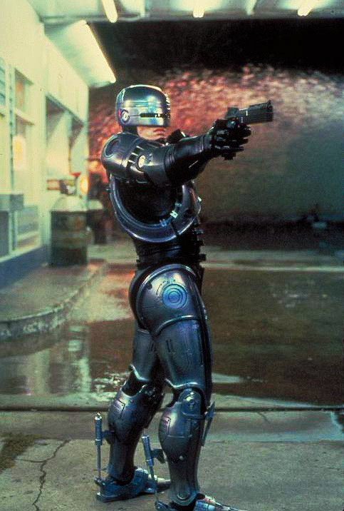 Robocop Making Of