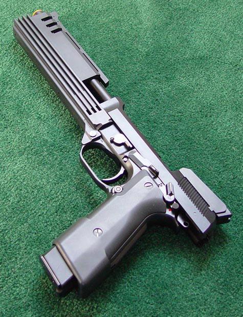 La Pistola de Robocop......Existe.