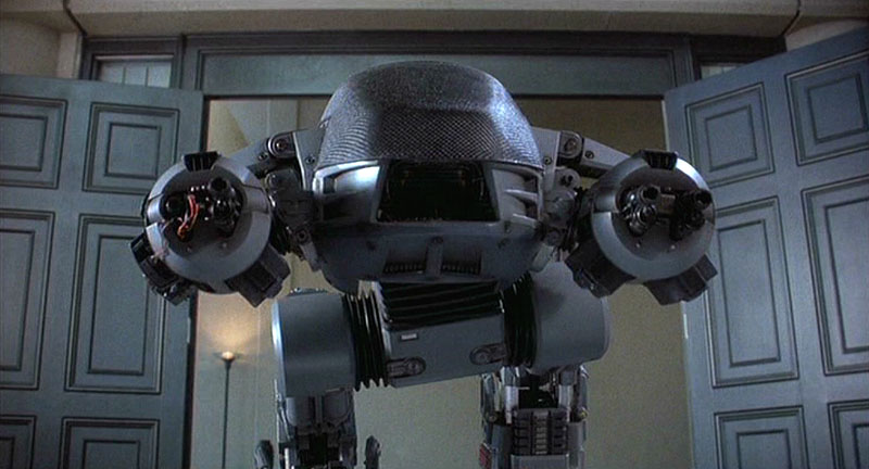 Enforcement Droid, Series 209 [ED-209] from Robocop (1987)