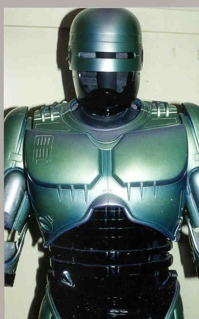 The Robocop Suit
