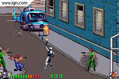 RoboCop COMICS INDEX